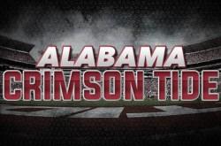 Alabama Crimson Tide Bars