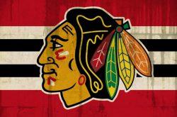 Chicago Blackhawks Bars