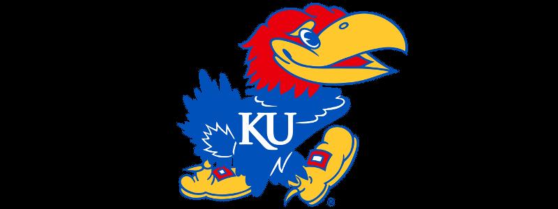 Kansas University Jayhawks logo